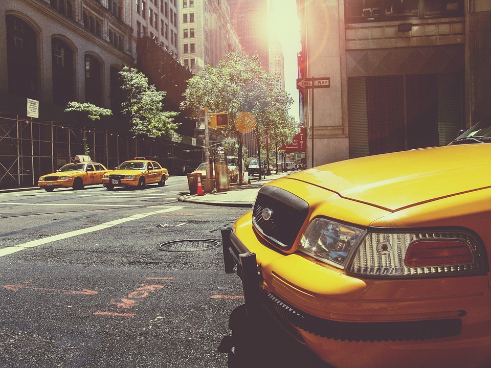 Taxicab Accidents