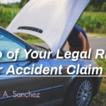 Never Let Go of Your Legal Right Over Car Accident Claim
