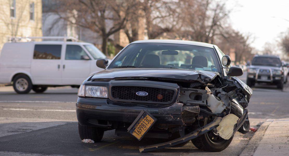 auto accident injury Westchester